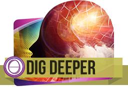 Лого курс Дълбоко копаене Тета лечение