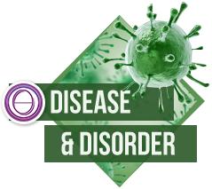лого курс Болести и разстройства