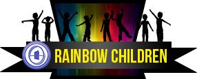 лого курс Децата на дъгата