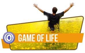 лого курс Играта на Живота